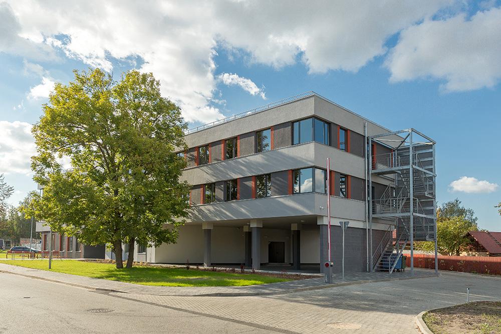 D91 - Офисное здание