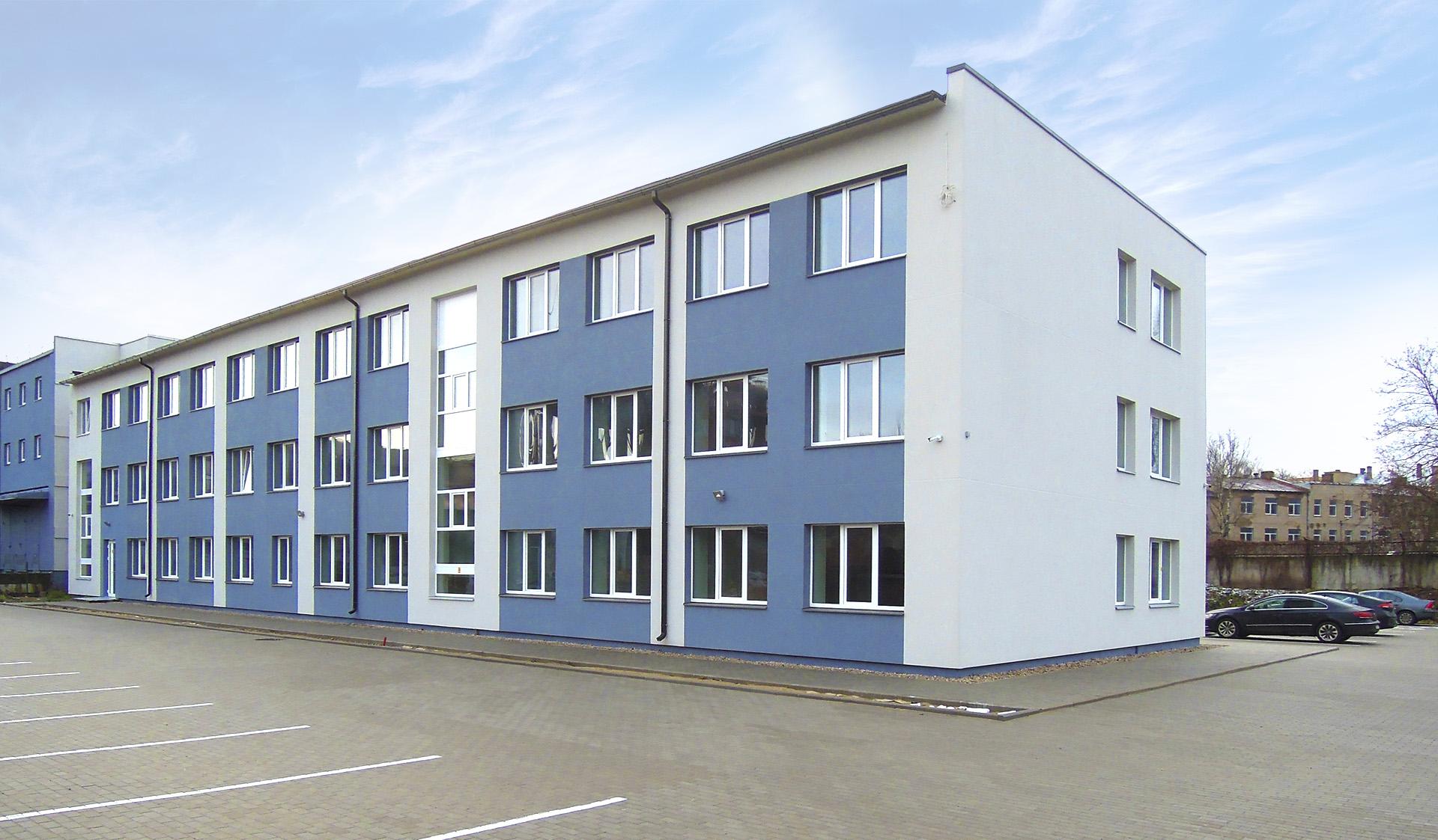 U11 - Офисное здание